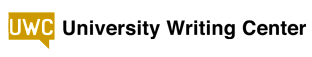 University Writing Center Logo